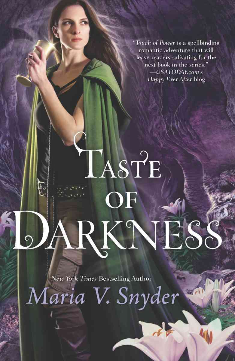 Taste of Darkness By Snyder, Maria V.